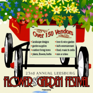 Join us at the Leesburg Flower and Garden Festival, April 20-22