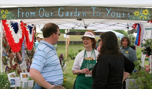 Garden Fair Image